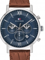 Ceas: Ceas barbatesc Tommy Hilfiger 1710393 Even Dual-Time  44mm 5ATM