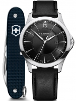 Ceas: Victorinox 241904.1 Alliance set with knife 40mm 10ATM