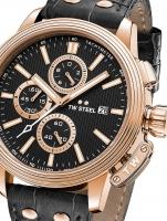 Ceas: Ceas barbatesc TW-Steel CE7012 Adesso Cronograf 48mm 10ATM