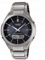 Ceas: Ceas barbatesc Casio LCW-M500TD-1AER Wave Ceptor  43mm 10ATM