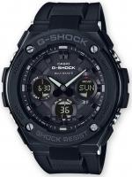 Ceas: Ceas barbatesc Casio GST-W100G-1BER G-Shock Solar 52mm 20ATM