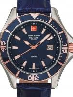 Ceas: Swiss Alpine Military 7040.1555 men`s watch 44mm 10ATM