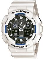 Ceas: Ceas barbatesc Casio GA-100B-7AER G-SCHOCK Cronograf 20 ATM 51 mm
