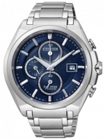 Ceas: Ceas barbatesc Citizen CA0350-51M Super Titan Chrono 10ATM 45mm