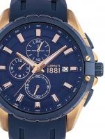 Ceas: Ceas barbatesc Cerruti CRA23602 Voceto Cronograf  47mm 10ATM