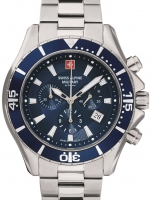 Ceas: Ceas barbatesc Swiss Alpine Military 7040.9135 Chrono 46mm 10ATM