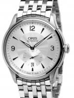 Ceas: Ceas barbatesc Oris 0162375824071-0782173 Artelier Automatic 40mm 3ATM