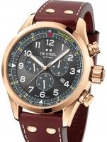 Ceas: Ceas barbatesc TW Steel SVS203 Cronograf Volante 48 mm 10ATM