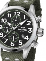 Ceas: Ceas barbati TW-Steel VS24 Volante Cronograf  48mm 10ATM