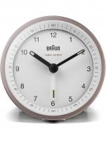 Ceas: Braun BC07PW-DCF classic radio controlled alarm clock