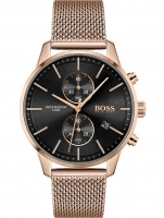 Ceas: Ceas barbatesc Hugo Boss 1513806 Associate Cronograf 42mm 5 ATM