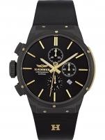 Ceas: Ceas barbatesc Haemmer HSG-4804 Superb Cronograf Superial 48mm 10ATM