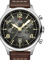 Ceas: Ceas barbatesc Swiss Military SM30192.04 Cronograf  42mm 10ATM