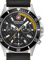 Ceas: Swiss Military Hanowa 06-4337.04.007.20 Flagship Racer Chrono 42 mm 10ATM