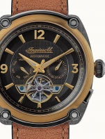 Ceas: Ingersoll I01104 The Michigan limited edition 45mm 5ATM - set w. watchwinder