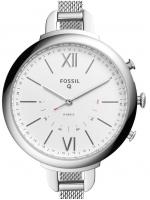 Ceas: Ceas de dama Fossil Q FTW5026 Annette Hybrid Smartwatch  38mm 5ATM