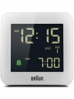 Ceas: Braun BC09W-DCF digital radio controlled alarm clock