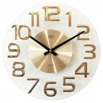 Ceas: Ceas de perete JVD HT098.1 -  STICLA