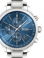 Ceas: Ceas barbatesc Hugo Boss 1513478 Grand-Prix 44mm 3ATM