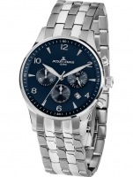 Ceas: Jacques Lemans 1-1654.2ZG London chrono 40mm 10ATM