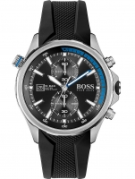 Ceas: Hugo Boss 1513820 Globetrotter chrono 46mm 10ATM