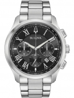 Ceas: Bulova 96B288 Wilton Classic chrono 47mm 3ATM