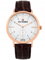 Ceas: Ceas barbatesc Ben Shermann WBS102TRG Dylan Professional