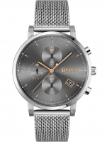 Ceas: Ceas barbatesc Hugo Boss 1513807 Integrity Cronograf 43mm 3ATM
