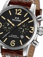 Ceas: Ceas barbatesc TW-Steel MS3 Maverick Cronograf 45mm 10ATM
