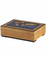 Ceas: Rothenschild watch box RS-2392-6MAP for 6 watches + small parts
