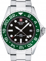 Ceas: Ceas barbatesc Swiss Alpine Military 7052.1133 Diver 42mm 10ATM