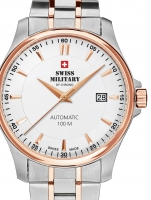 Ceas: Ceas unisex Swiss Military SMA34025.09 Automatic 39mm 10ATM