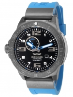 Ceas: Ceas barbatesc Haemmer HD-200 Navy Diver II Dark Ocean 48mm 30ATM ( LIMITED EDITION 99 Bucati )