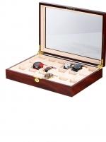 Ceas: Cutie ceas Rothenschild Uhrenbox RS-1087-18C pentru 18 ceasuri cires