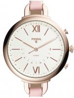 Ceas: Ceas de dama Fossil Q FTW5023 Annette Hybrid Smartwatch  38mm 5ATM