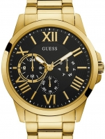 Ceas: Guess W1184G2 Orbit Herren 46mm 5ATM