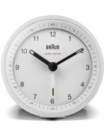 Ceas: Braun BC07W-DCF classic radio controlled alarm clock