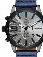 Ceas: Ceas barbatesc Diesel DZ4456 Rasp Chrono  Curea Blue 46mm 5ATM