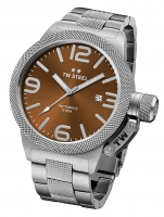 Ceas: Ceas barbatesc TW-Steel CB25 Canteen Automatic  45mm 10ATM