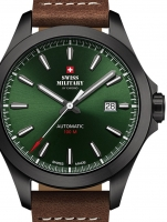 Ceas: Ceas barbatesc Swiss Military SMA34077.12 Automatic  42mm 10ATM