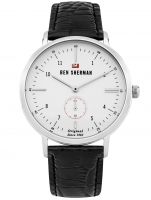 Ceas: Ceas barbatesc Ben Shermann WBS102WB Dylan Professional