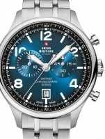 Ceas: Ceas barbatesc Swiss Military SM30192.03 Cronograf  42mm 10ATM