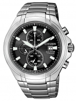 Ceas: Ceas barbatesc Citizen CA0700-86E Eco-Drive Super-Titanium Chrono 42mm 10ATM