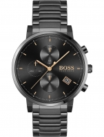 Ceas: Ceas barbatesc Hugo Boss 1513780 Integrity Cronograf 43mm 3ATM
