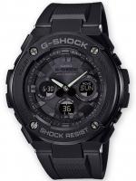 Ceas: Ceas barbatesc Casio GST-W300G-1A1ER G-Shock Solar 50mm 20ATM