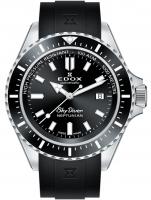 Ceas: Edox 80120-3NCA-NIN Skydiver Neptunian automatic 44mm 100ATM