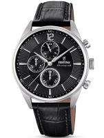 Ceas: Ceas barbatesc Festina F20286/4 Timeless Cronograf  41mm 5ATM