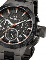 Ceas: Ceas barbatesc TW-Steel TW313 Canteen Bracelet Cronograf 45mm 10ATM