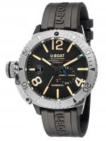 Ceas: Ceas barbatesc U-Boat 9007A Sommerso Autom. 46mm 30ATM ( CUREA SILICON )