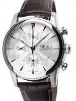 Ceas: Ceas barbatesc Oris 0177476864051-0752370FC Artelier Chronograph 44mm 5ATM